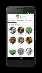 app IZAgro