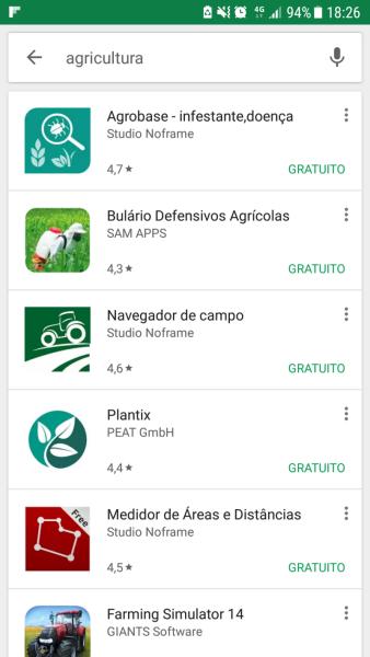 aplicativos pra o agronegócio