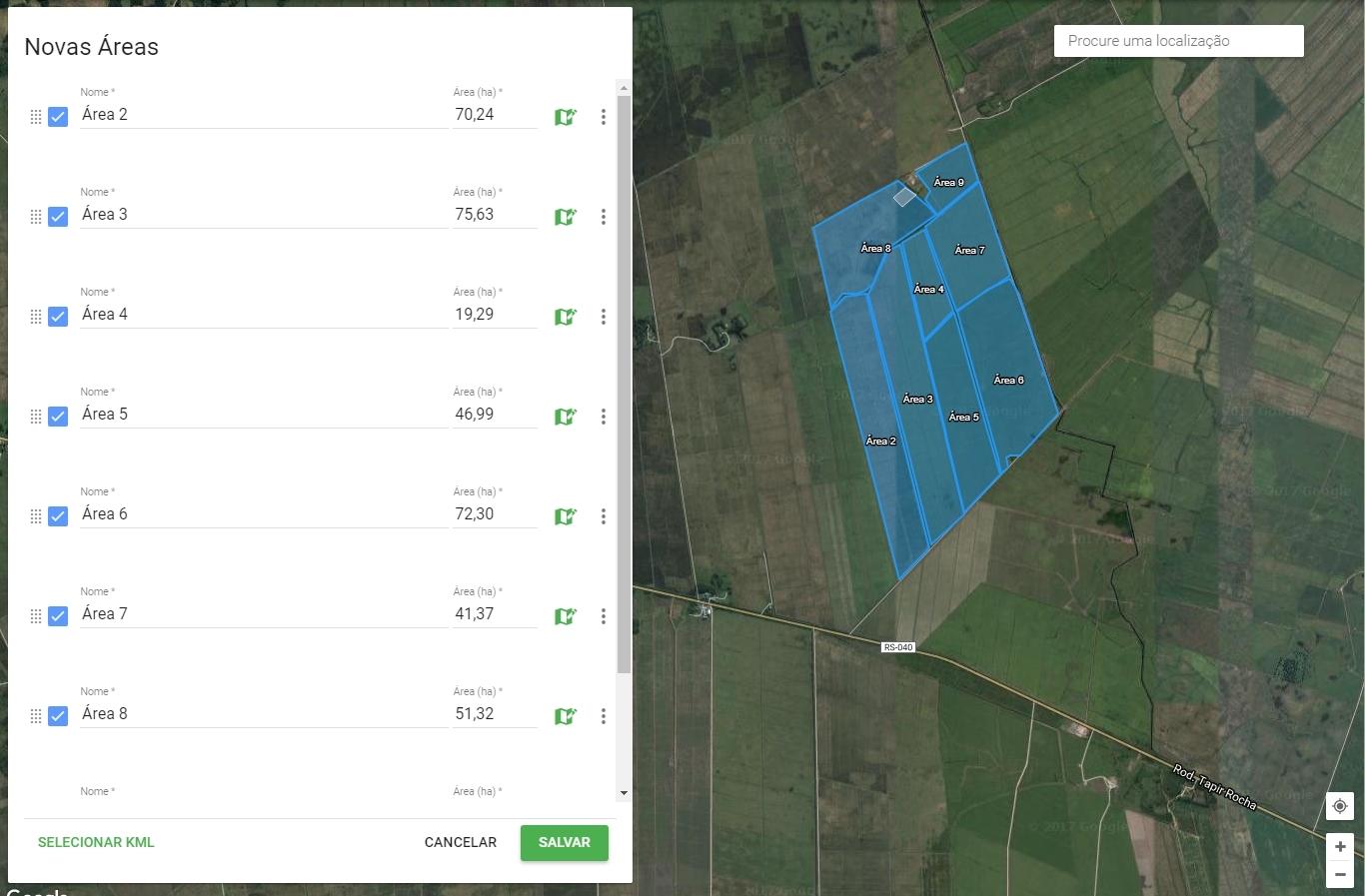 AEGRO - Software de Gestão Agrícola para sua Fazenda