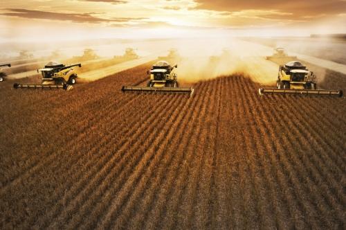 maquinário agrícola