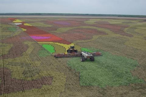 Agricultura de Precisão para solo