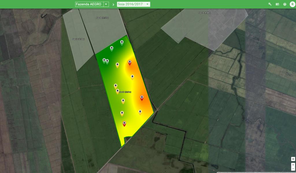 aegro - software de gestão agrícola