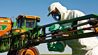 calibração-do-implemento-agrícola para aplicação de defensivos agrícolas