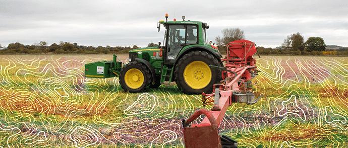 software para agricultura de precisão
