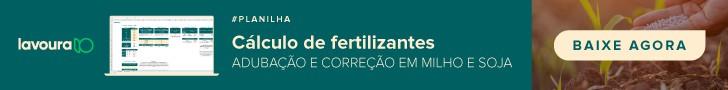 planilha de cálculo de fertilizantes