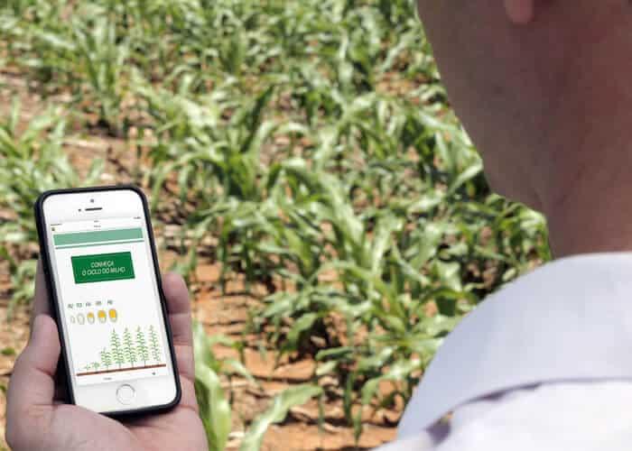 tecnologia na agricultura