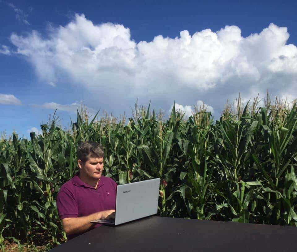 sistema de gestão agrícola
