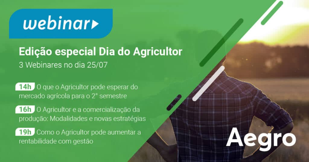 dia do agricultor Aegro
