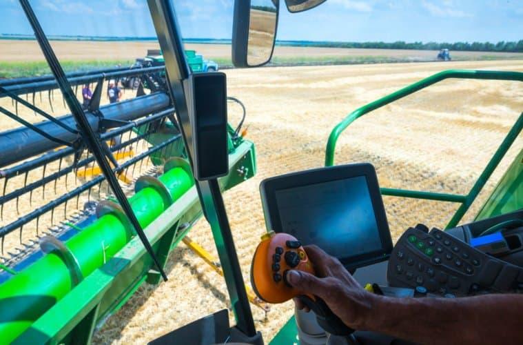 mapas de produtividade na agricultura de precisão