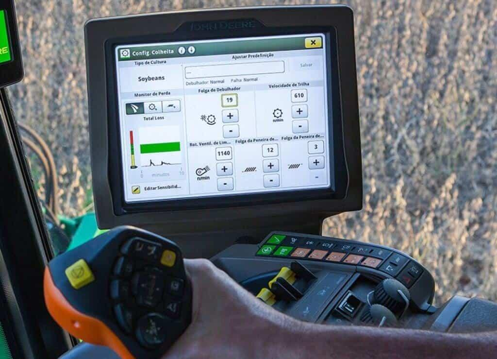 tecnologia na lavoura
