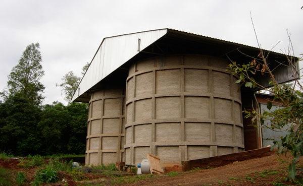 silos para grãos