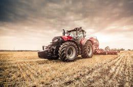 trator agrícola