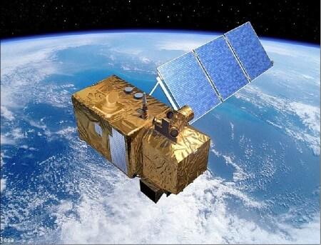 imagens de satélite na agricultura