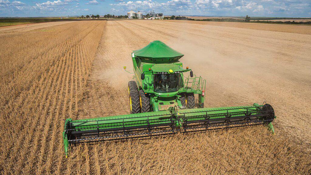 Colheitadeira de grãos S780