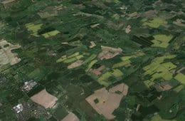 sensoriamento remoto na agricultura