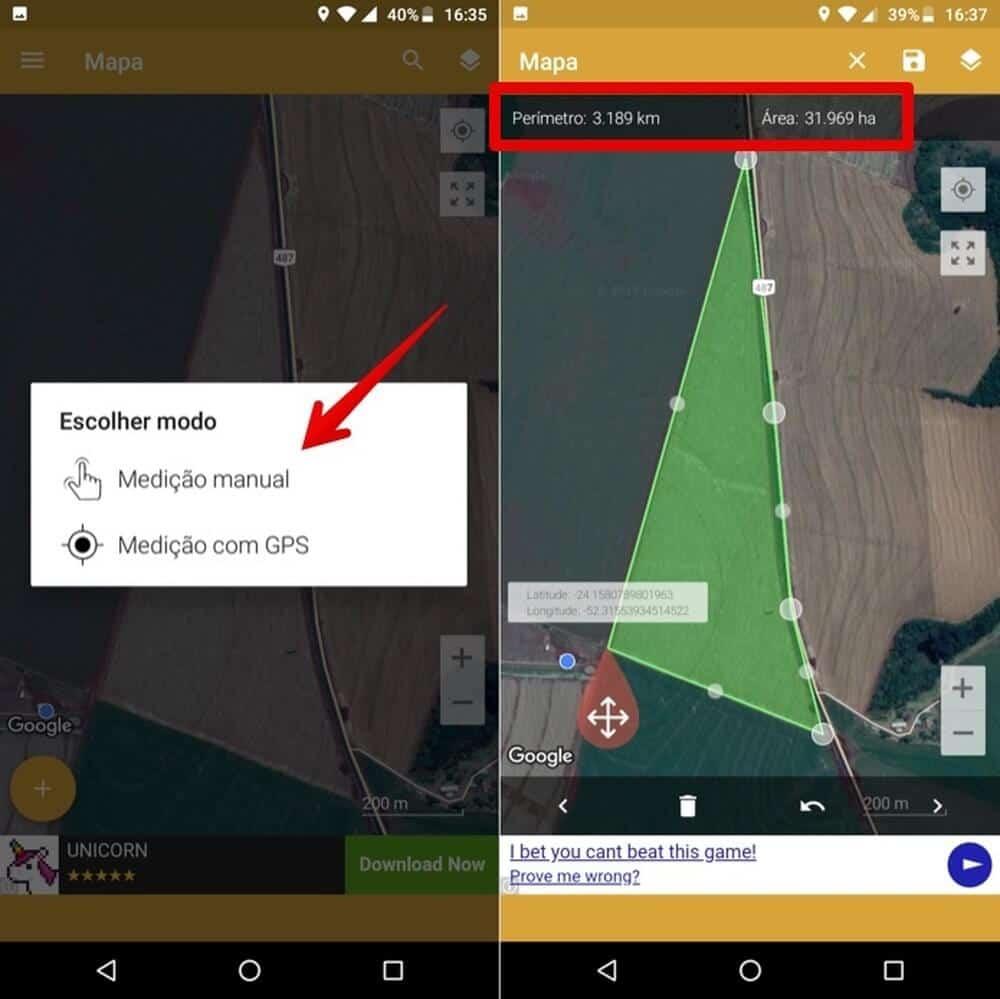 aplicativo rural