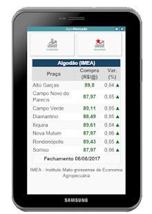 AgroMercado aplicativo
