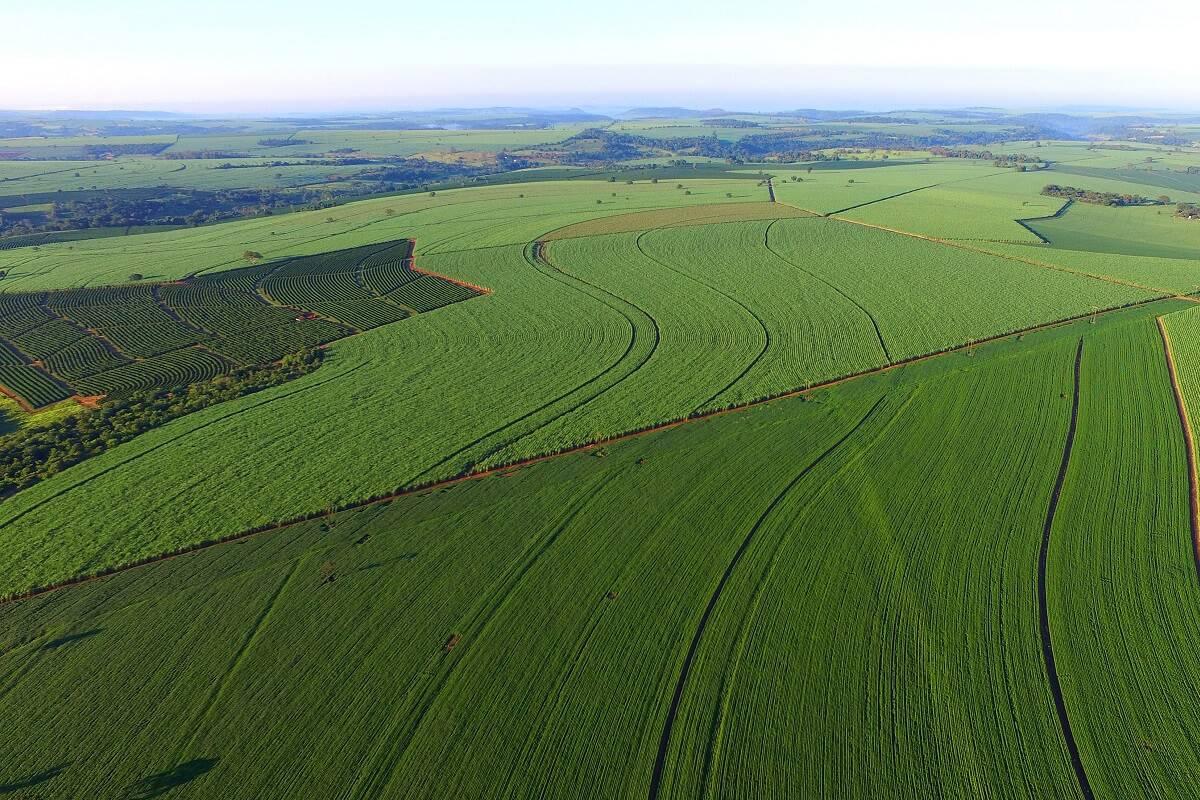SIG na agricultura