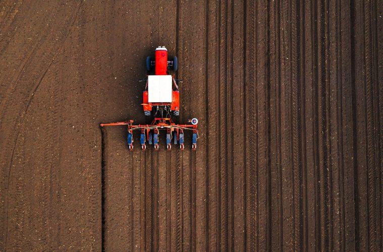 máquinas para culturas de inverno