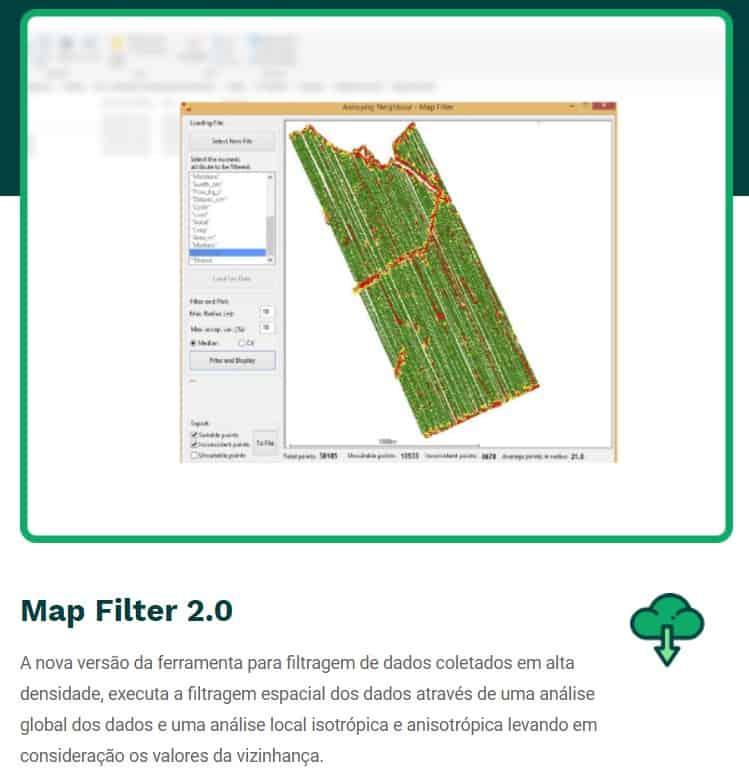 MapFilter 2.0