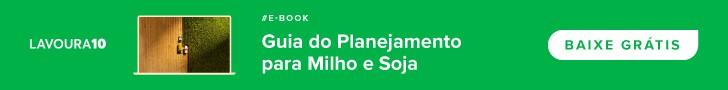 banner e-book guia de planejamento para milho e soja
