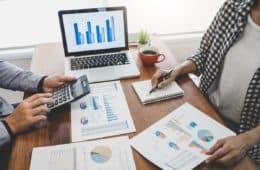 consultoria contábil e financeira