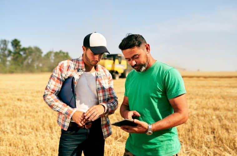 integração entre consultor e produtor