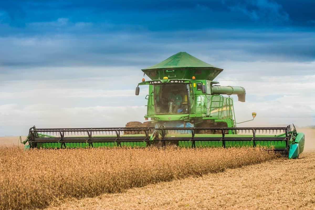 lubrificação de máquinas agrícolas