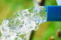 reúso da água na agricultura