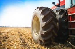 manutenção dos pneus agrícolas