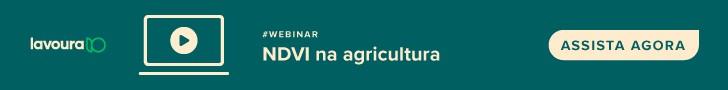 webinar NDVI na agricultura Aegro, assista agora