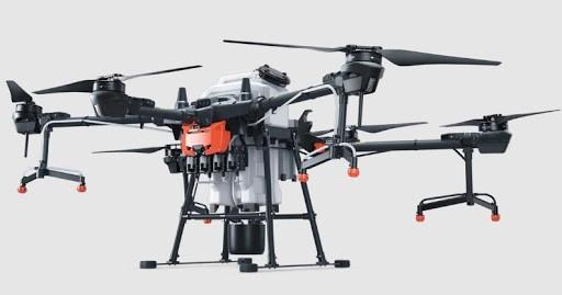 Drone de pulverização agrícola da linha Agra T20